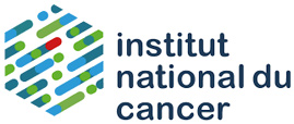 Logo de Institut national du cancer
